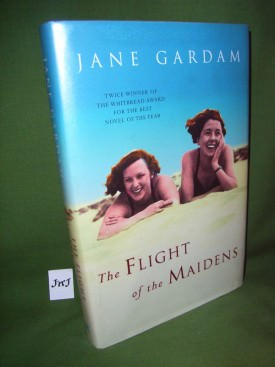 Book cover ofThe Flight of the Maidens
