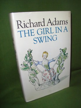 Book cover ofThe Girl in a Swing