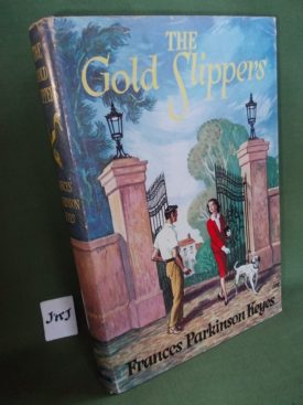 Book cover ofThe Gold Slippers