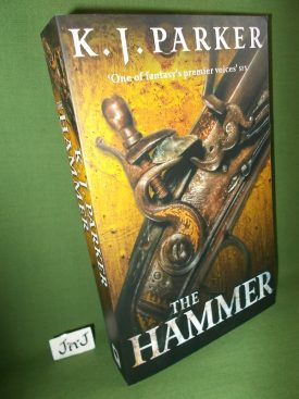 Book cover ofThe Hammer