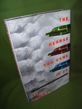 Book cover ofThe Hearse you came in on
