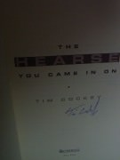 The Hearse you came in on signature