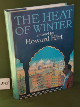 Book cover ofthe-heart-of-winter