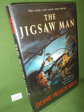 Book cover ofThe Jigsaw Man