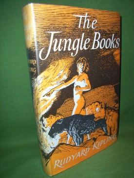 Book cover ofThe Jungle Books
