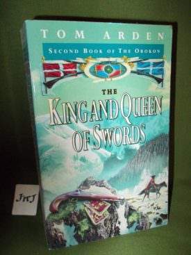 Book cover ofthe-king-and-queen-of-swords