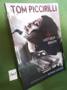 Book cover ofThe Last Deep Breath