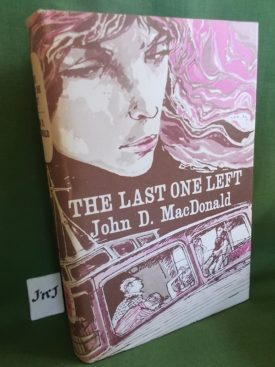 Book cover ofThe Last One Left