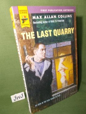 Book cover ofThe Last Quarry
