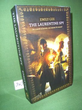 Book cover ofThe Laurentine Spy