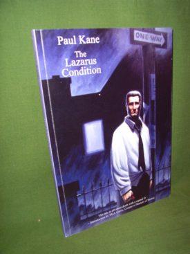 Book cover ofThe Lazarus Condition