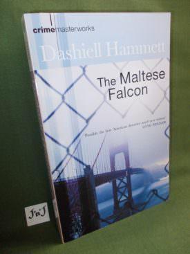 Book cover ofThe Maltese Falcon Crimemasterworks