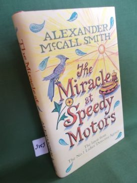 Book cover ofThe Miracle at Speedy Motors