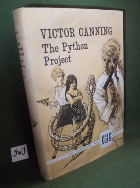 Book cover ofThe Python Project