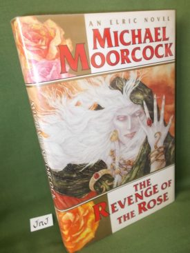 Book cover ofThe REvenge of the Rose
