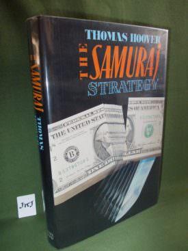 Book cover ofthe-samurai-strategy