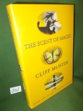 Book cover ofThe Scent of Magic
