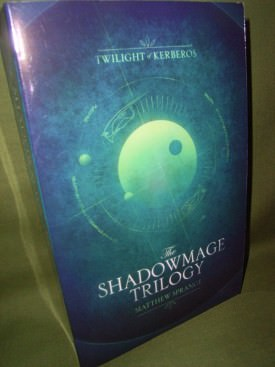 Book cover ofThe Shadowmage Trilogy