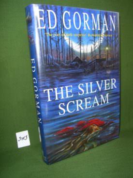 Book cover ofThe Silver Scream