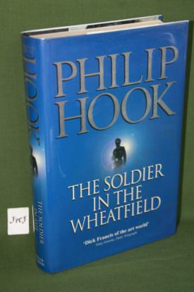 Book cover ofthe-soldier-in-the-wheatfield