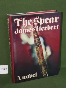 Book cover ofthe-spear