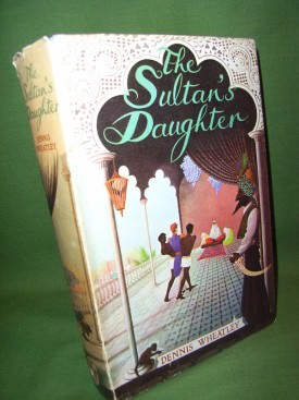 Book cover ofThe Sultan's Daughter