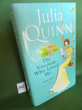 Book cover ofThe Viscount Who Loved Me