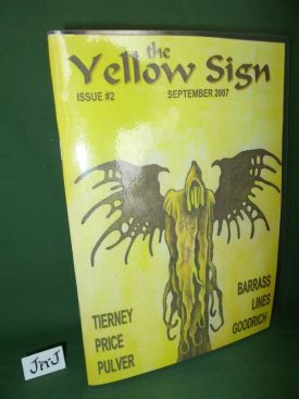 Book cover ofThe Yellow Sign Issue 2
