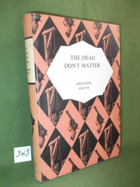 Book cover ofThe dead dont matter