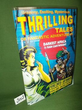 Book cover ofThrilling Tales 1