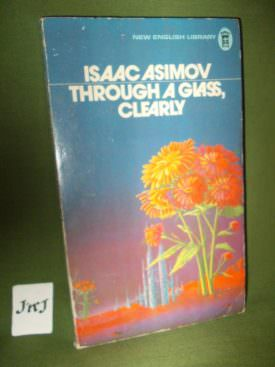 Book cover ofthrough-a-glass-clearly