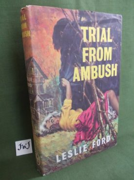 Book cover ofTrial from Ambush