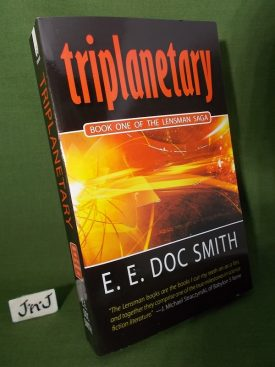 Book cover ofTriplanetary