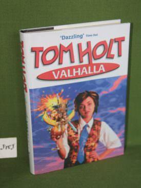 Book cover ofvalhallah