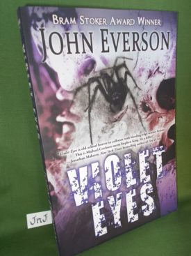 Book cover ofViolet Eyes TPB