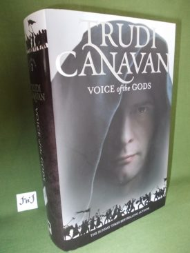 Book cover ofVoice of the Gods