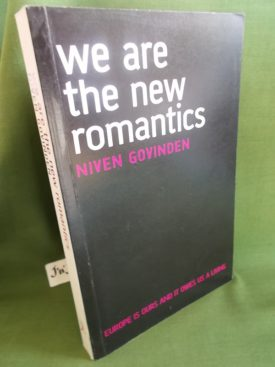 Book cover ofWe are the New Romantics