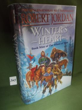 Book cover ofWinters Heart