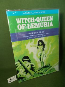 Book cover ofWitch Queen of Lemuria