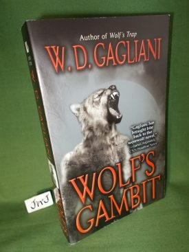 Book cover ofWolfs Gambit