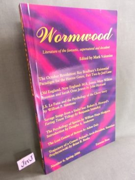 Book cover ofWormwood 6