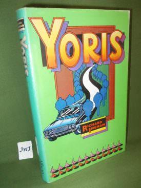 Book cover ofYoris