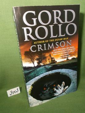 Book cover ofcRIMSON
