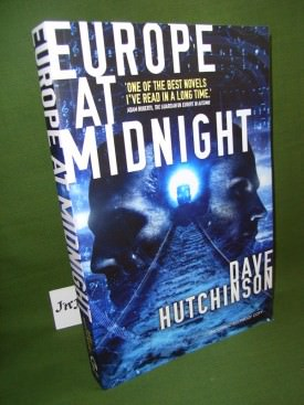 Book cover ofEurope at Midnight Proof