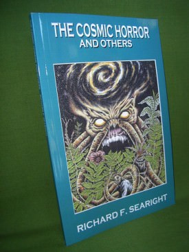 Book cover ofThe Cosmic Horror