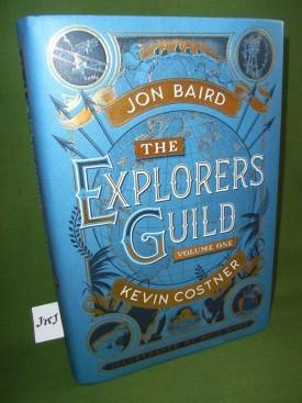 Book cover ofThe Explorers Guild