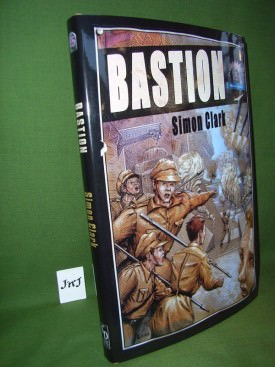 Book cover ofBastion
