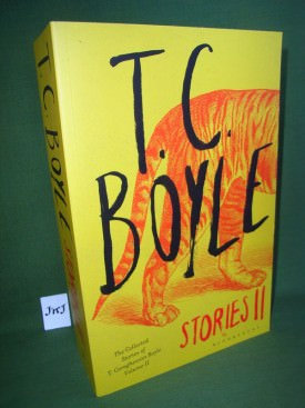 Book cover ofT C Boyle Stories II