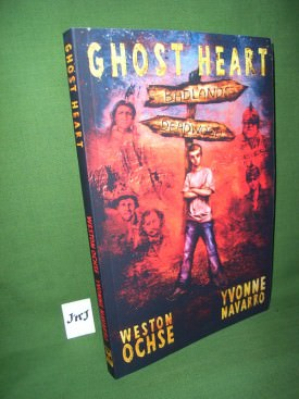 Book cover ofGhost Heart Trade Paperback