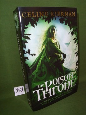 Book cover ofThe Poison Throne